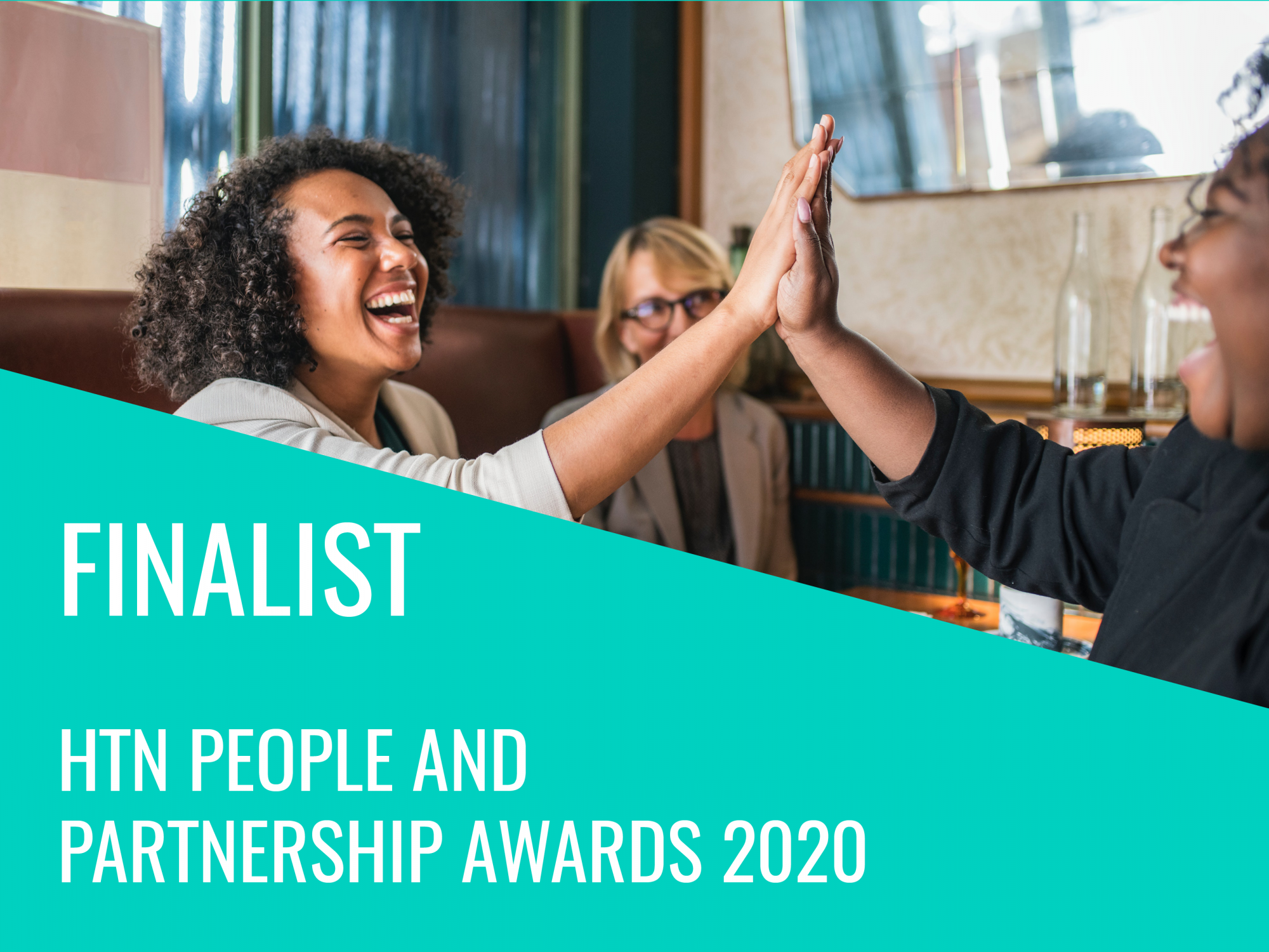Finalist HTN People and Partnership Awards